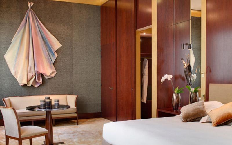 Имперский люкс в Park Hyatt Paris-Vendom hotel, Париж