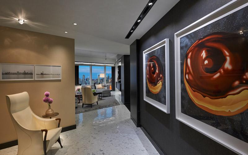 Люкс 5000 в отеле Mandarin Oriental, Нью-Йорк