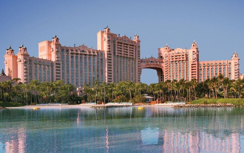 Bridge Suite в отеле «Атлантида», Багамские острова