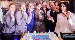 Фотоотчет с роуд-шоу Турция Даламан TUI Russia 13