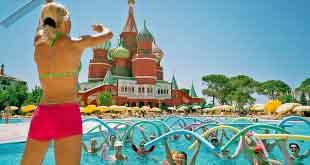 В Анталье подсчитали потери от снижения российского турпотока
