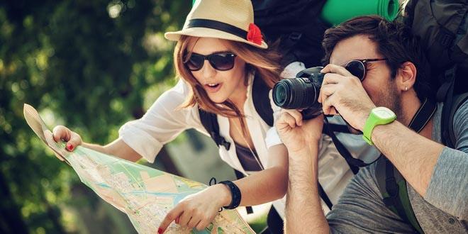 Каждый второй отпускник отправляется в путешествие без фотоаппарата