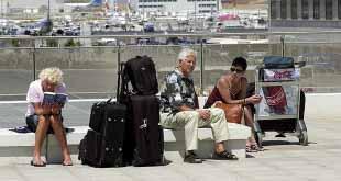 Международные туристы стали тратить на 3,7% больше