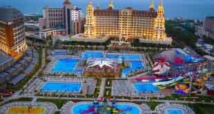 Отели Антальи с подогреваемым бассейном 7