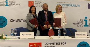 Турофис Петербурга открылся в Катаре 7