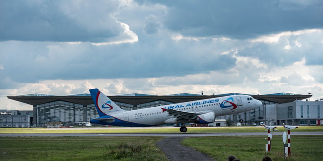 Из Пулково откроются рейсы «Уральских авиалиний» в Алматы