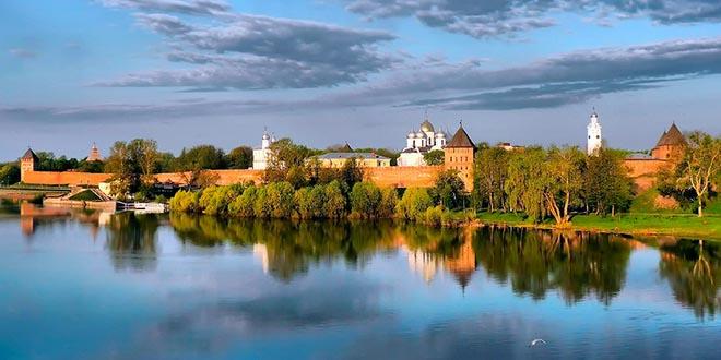 День города в Великом Новгороде будут отмечать с 10 по 12 сентября