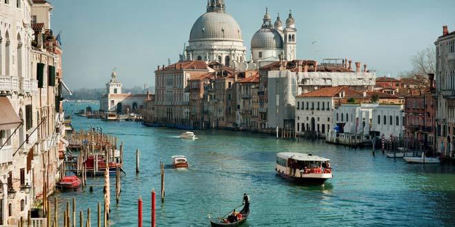 Венеция вводит входной билет