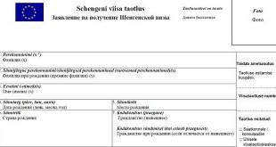 Эстонское консульство будет бороться с турфирмами-визовиками