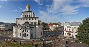 Во Владимире выпустили духи с ароматами города