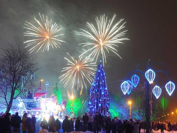 5 причин провести новогодние каникулы в Вологде 5