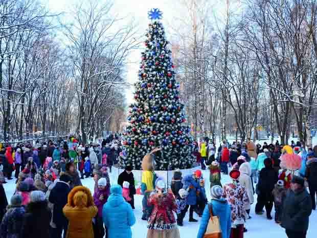 5 причин провести новогодние каникулы в Вологде 7