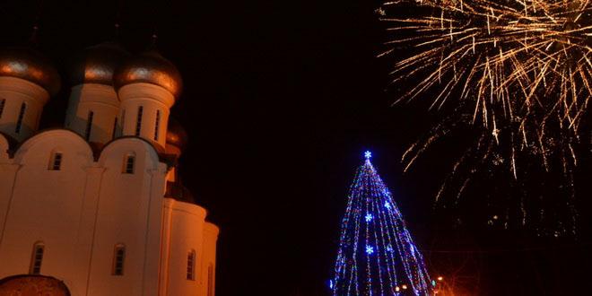 5 причин провести новогодние каникулы в Вологде 1