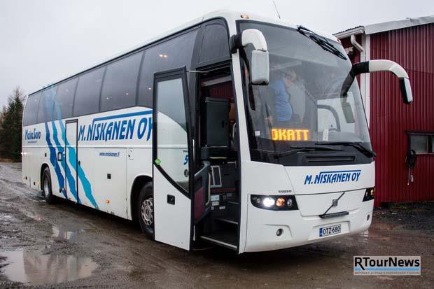 Из Петербурга в Вуокатти на автобусе. Туроператоры совершили путешествие по Финляндии 3