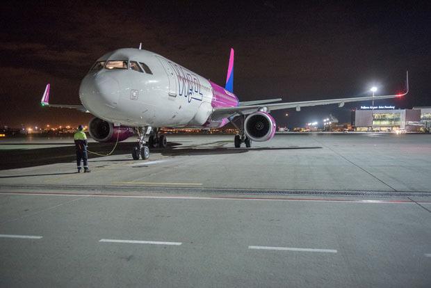 WizzAirзапустит прямые рейсы из Пулково в Лондон