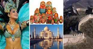 Мировой туризм за четыре месяца вырос на 4%