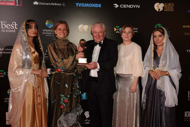 Туристический Оскар 2019: у России 10 наград