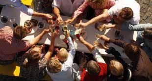Дюркхаймский колбасный рынок - крупнейший в мире праздник вина 19