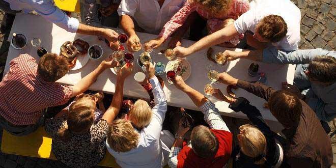 Дюркхаймский колбасный рынок — крупнейший в мире праздник вина
