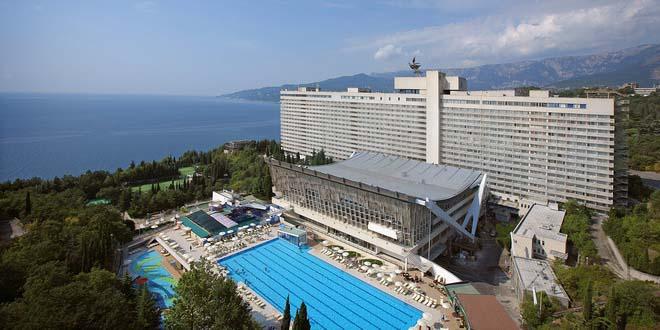 Крымский отель «прославился» в интернете
