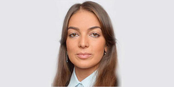 Новый руководитель Ростуризма - Зарина Догузова 1
