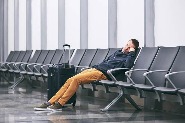 Что делать туристу, если задержан рейс 3