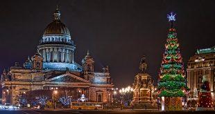 Бизнес-климат в туризме оценили в Санкт-Петербурге 8